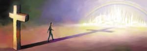 cross salvation heaven