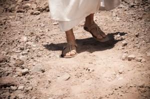 andar como Jesus andou